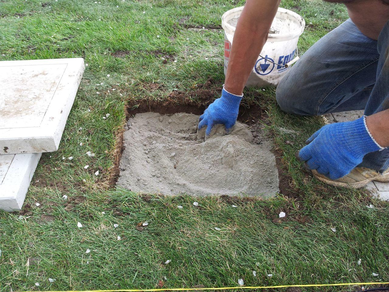Как сделать дорожки из природного камня своими руками 47